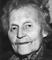 Elisabeth Bech var født i 1907. Foto: Torstein Finnbakk
