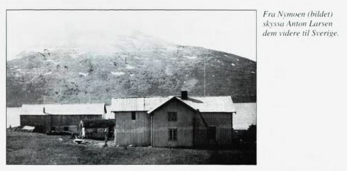 """Bilde fra boka """"Hemnes i krig 1940-45"""""""